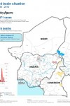 Cholera : Lake Chad basin situation -  as of week 38