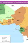Objectives of cholera elimination by 2030 in West and Central Africa region